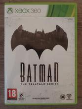 Hra na xbox 360 batman,