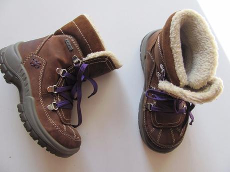 Chlapecké zimní boty č.184, 30