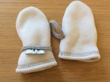 Zimní kojenecké rukavice + bavlněné, little things,68