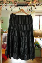 Dlouhá skládaná sukně, 38