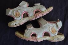 Dívčí sandály, 27