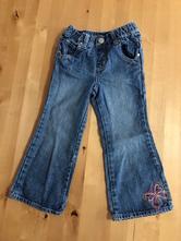 Holčičí jeansy vel.104, dopodopo,104