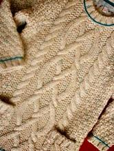 Vlněné šaty s barevnými nitkami, marks & spencer,92