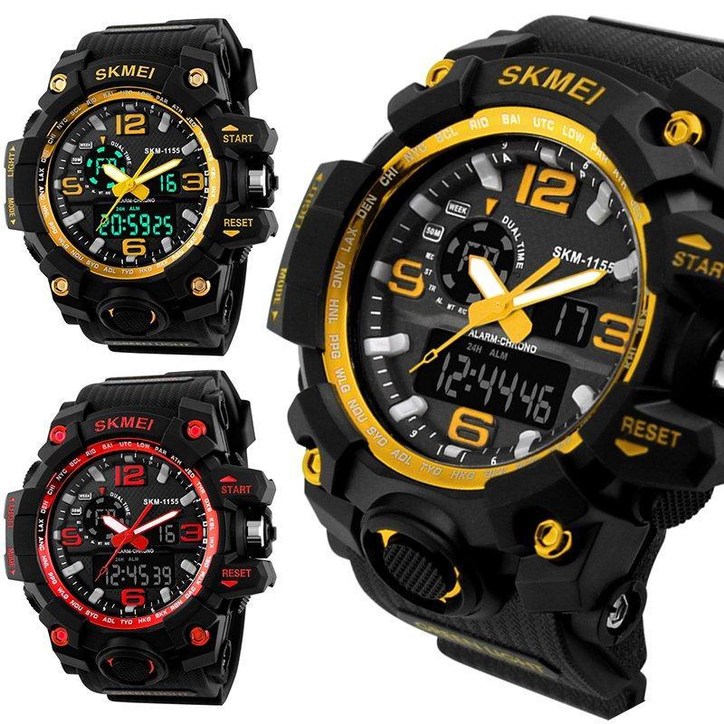 Sportovní značkové hodinky skmei - více barev f1e26949003