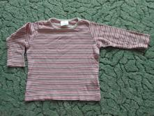 Tričko s růžovými proužky, 74