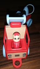 Dřevění hasiči,