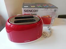 Nový toustovač sencor, sencor