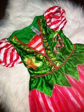 Vánoční šaty 98-104, 98