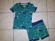 Pyžamo s dinosaury, marks & spencer,86