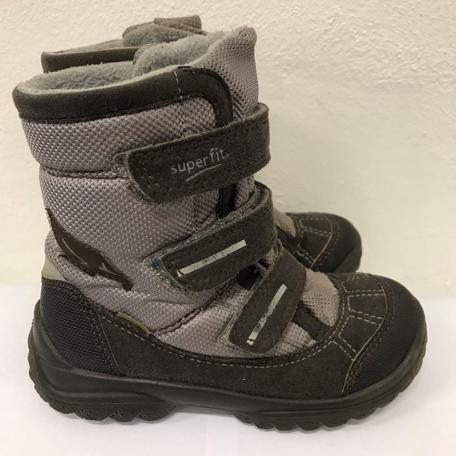 0697c53f138 20 inzerátů • 1 hodnocení. Zimní boty superfit s membránou gore-tex