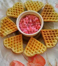 Cuketove wafle