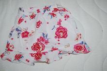 Květová sukně vel. 1-1,5 roku, george,86