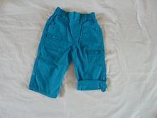 Plátěné kalhoty, f&f,74