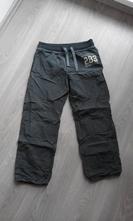 791 - plátěné kalhoty, h&m,152