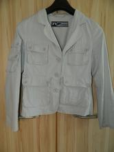 Dámské sportovně - elegantní sako,sáčko vel. 40, 40