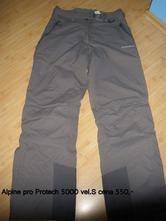 Zimní kalhoty, alpine pro,s