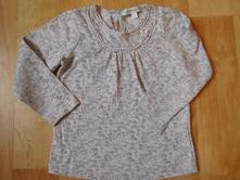 Dívčí bavlněné tričko, vertbaudet,104