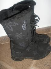 Zimní boty, loap,38