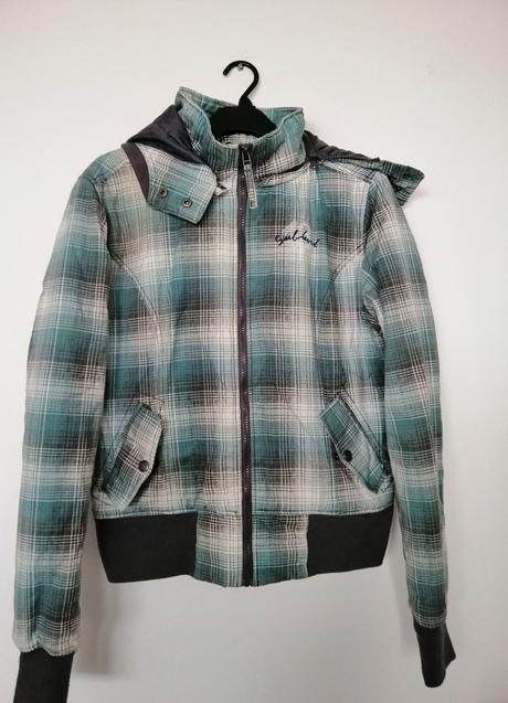 Dámská zimní bunda, reserved,xl