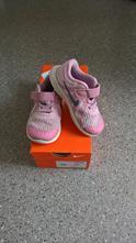 Dívčí látkové boty/ tenisky, nike,25