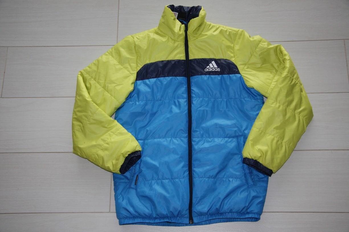 fb145aaa4eae2 Zimní bunda adidas, adidas,176 - 400 Kč Od prodejkyně ipapcun | Dětský  bazar | ModryKonik.cz