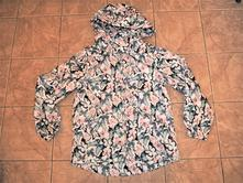 Jarní / podzimní motýlková bunda, h&m,116