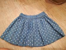 Džínová sukně, 122