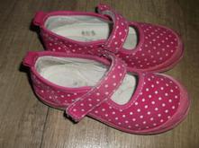 Domácí obuv - balerínky cupcake, 25