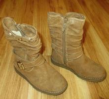 Zimní boty s kožíškem, 26