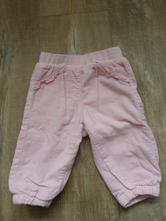 Kalhoty  zateplene 68, lupilu,68