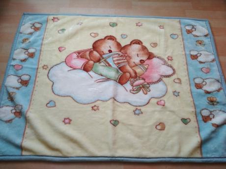 Dětská deka,