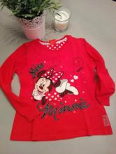 Triko s minnie vel.122/128, disney,122