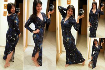 Šaty pro princeznu Večernici <3