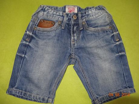 3/4 riflové kraťásy pepe jeans, pepe jeans,104