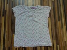 Tričko kytičkované, f&f,98