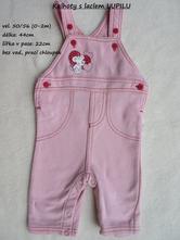 Kalhoty s laclem zn. lupilu, lupilu,50