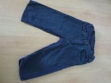 Manžestrové kalhoty hm, h&m,80