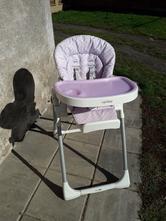 Jídelní židlička peg perego prima pappa zero3,