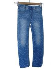 Kytičkové džíny modré, dopodopo,122