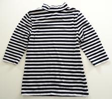 Strečové triko se stojáčkem, 140