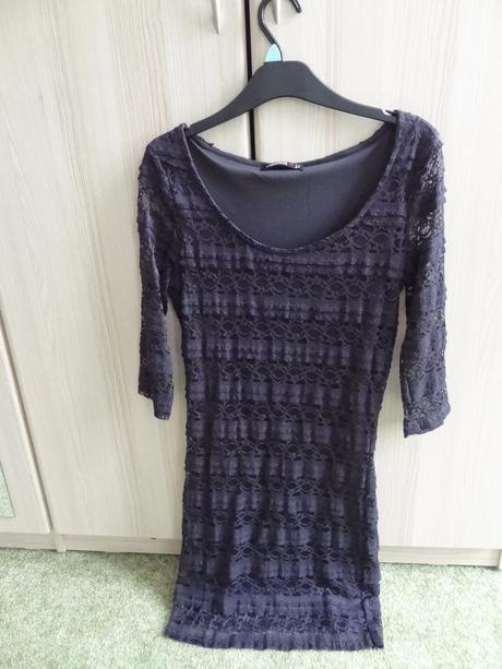 Krásné šaty, fishbone,m