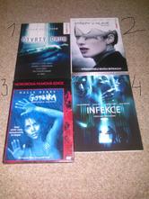 Dvd filmy horory sběratelské edice,