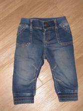 Chlapecké džíny na gumu, obl 102, f&f,74