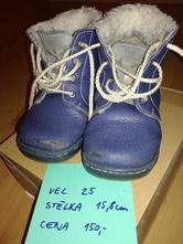 Zimni kozene boty pegres, pegres,25