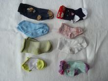 Kojenecké ponožky, 18