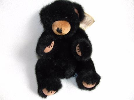 plyšová hračka - sedící medvídek,