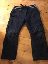 Zateplené kalhoty, vel. 98, topolino, topolino,98