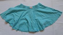 G9dívčí bavlněná sukně vel. 110-116, lupilu,110