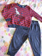 Červeno modré pyžamko, lupilu,86