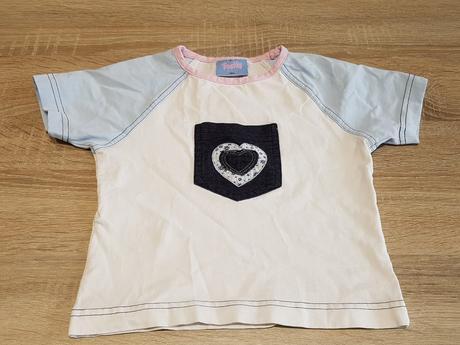 Dívčí tričko, pretty girl,104